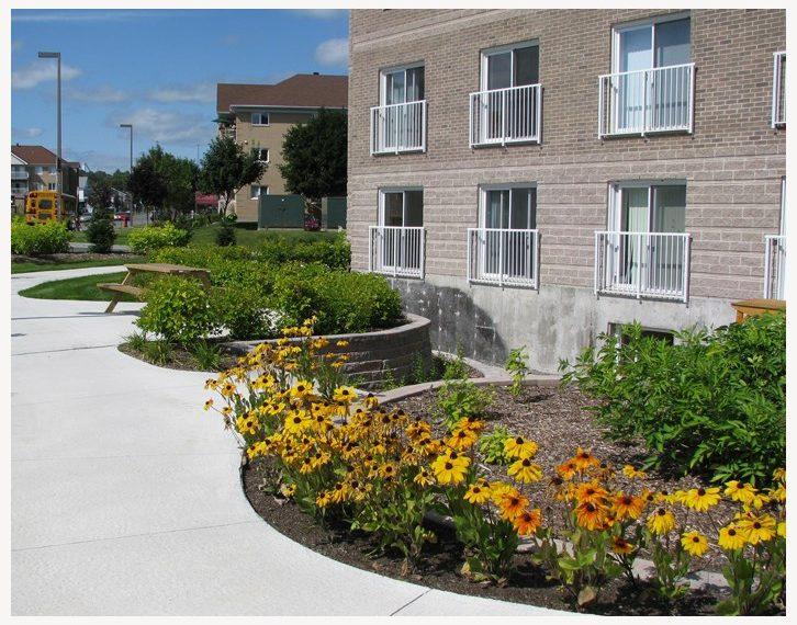 Les Jardins Lebourgneuf- Résidence personne âgée Québec