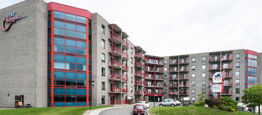 Place Alexandra- Résidence personne âgée Québec