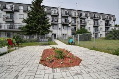 Manoir de Courville- Résidence personne âgée Québec