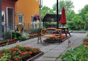 Jardins St-Sacrement- Résidence personne âgées Québec