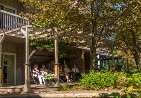 Manoir Sully -Résidence personne âgées-Québec