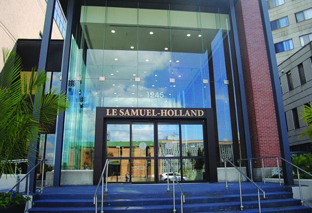 Appartements Samuel Holland- Résidence personnes âgées Québec