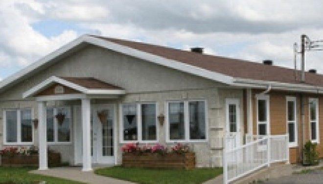 Jardins d'autrefois- Résidence personnes agees Québec